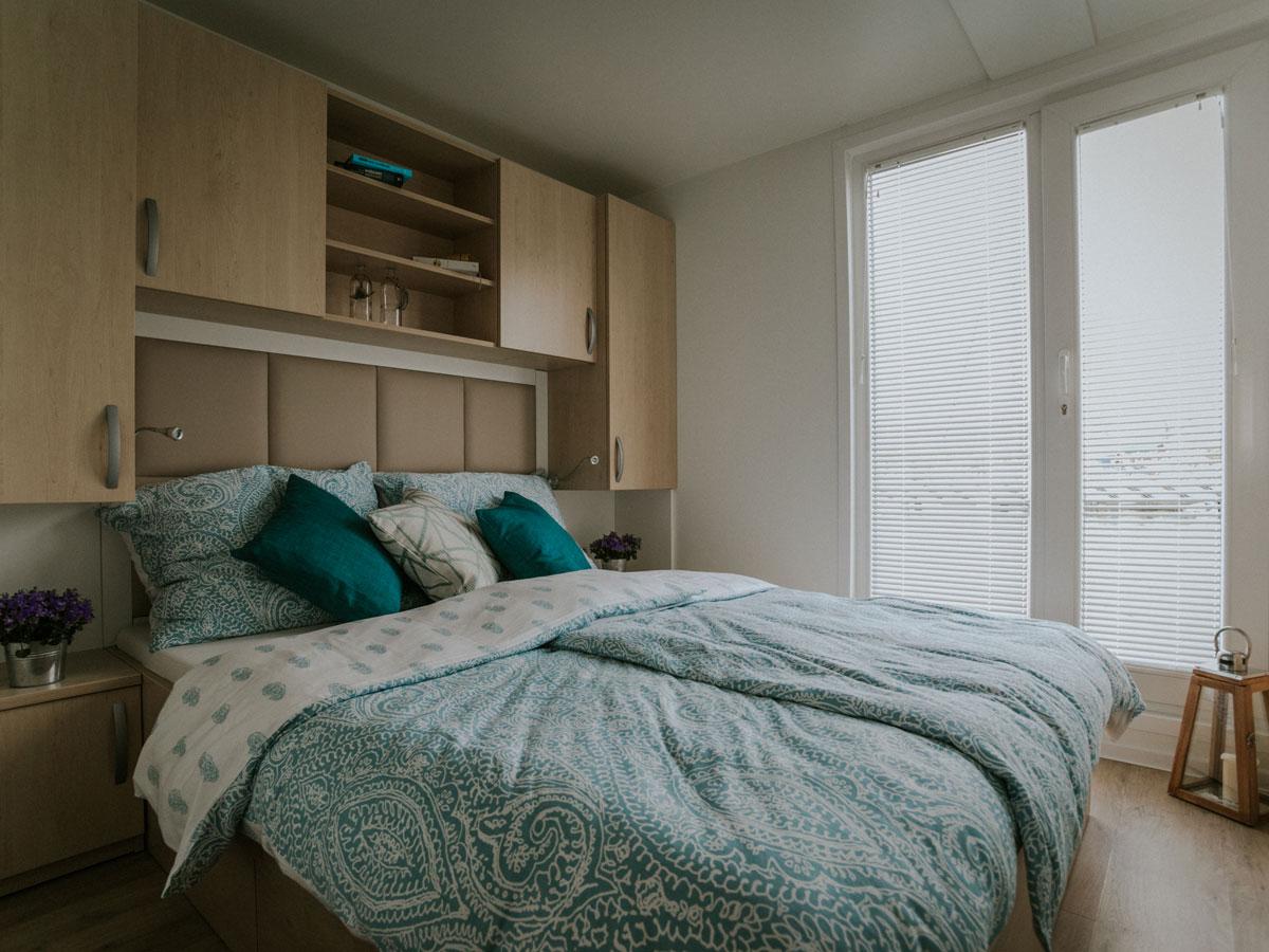 Hišica Fiona – spalnica