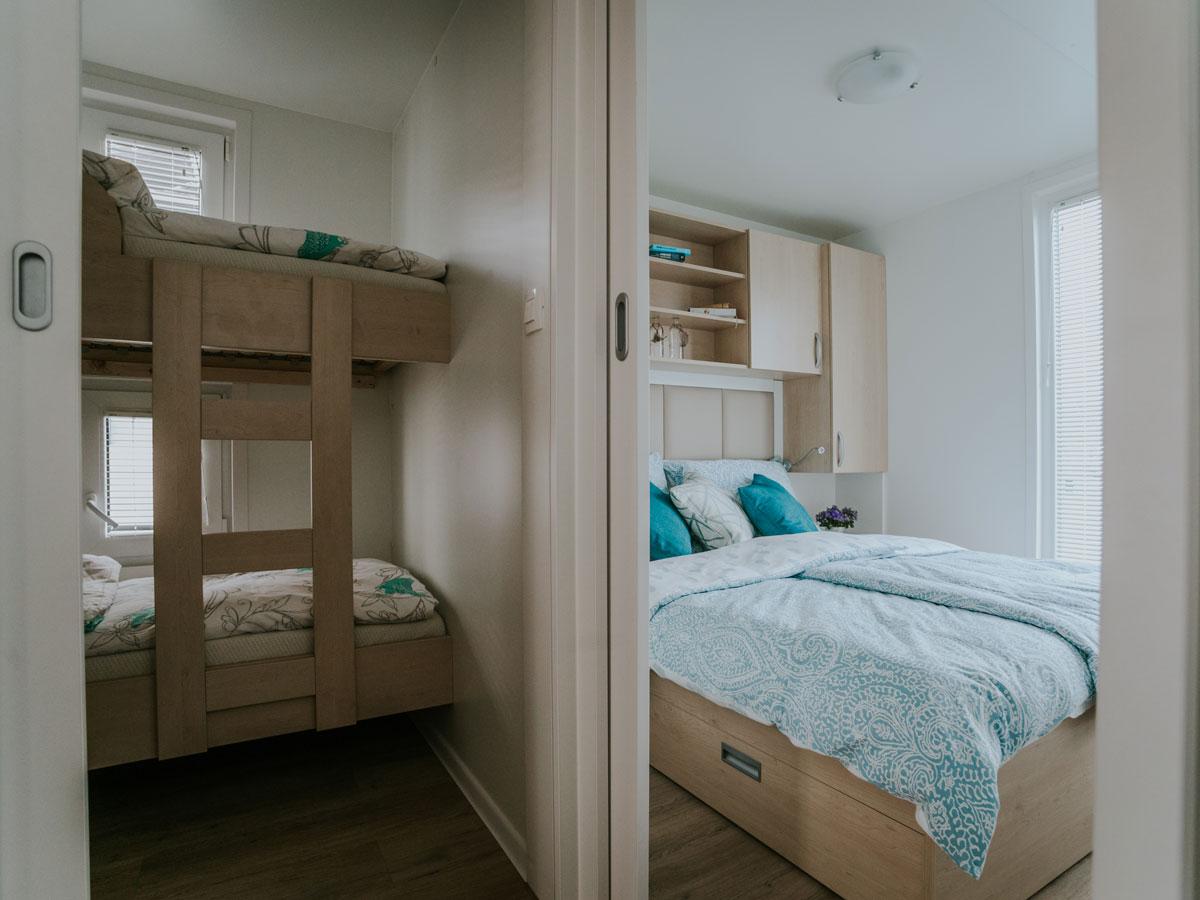 Hišica Fiona – spalnica in dodatna soba